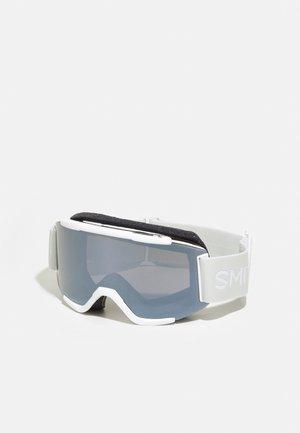 SQUAD UNISEX - Ski goggles - white vapor