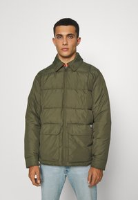 Volcom - HOBRO JACKET - Winter jacket - military - 0