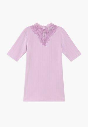 BONJA  - Camiseta estampada - royal orchid