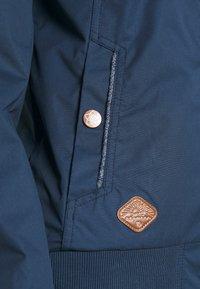 Ragwear - JOTTY - Lett jakke - indigo - 5