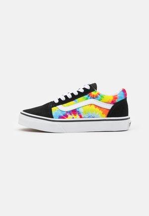 OLD SKOOL UNISEX - Sneakers laag - multicolor/true white