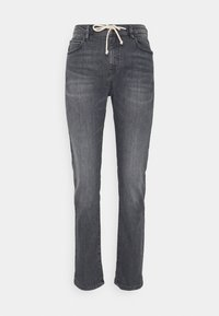 Opus - LOUIS SOFT - Jeans a sigaretta - soft washed grey - 4
