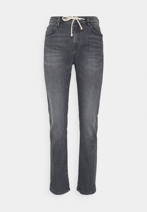 LOUIS SOFT - Straight leg jeans - soft washed grey