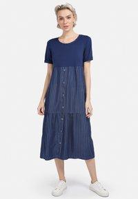 HELMIDGE - Day dress - blau - 1