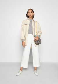 Monki - CIM SCALE - Blouse - beige - 1