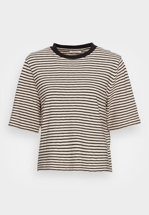 SLEEVE STRIPPED - T-shirt imprimé - multi