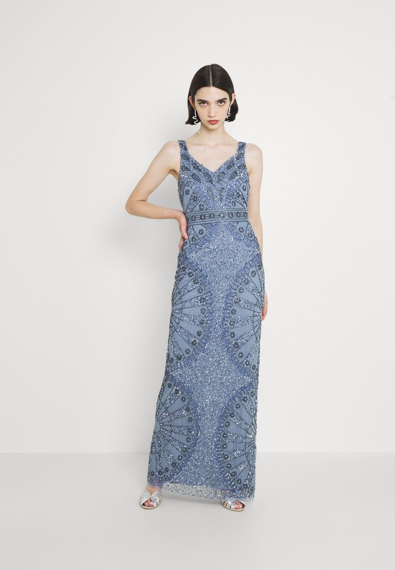 Lace & Beads - NEAVAH - Occasion wear - light blue