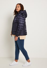 MY TRUE ME TOM TAILOR - HOODED LIGHT WEIGHT JACKET - Light jacket - sky captain blue - 3