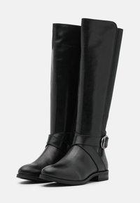 Mexx - BOJANA - Vysoká obuv - black - 2