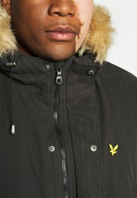 Lyle & Scott - PLUS WINTER WEIGHT LINED - Parka - jet black - 6