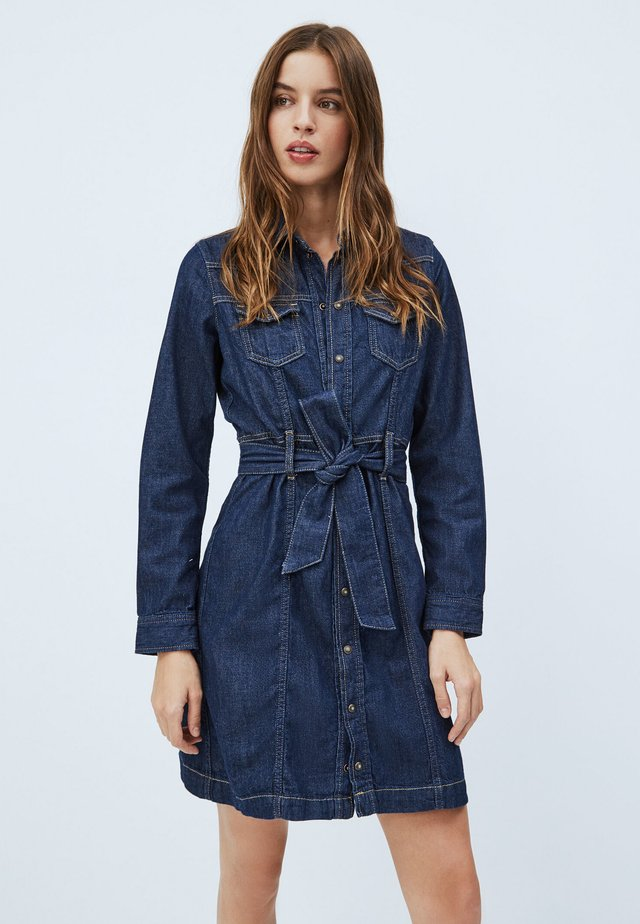JULIE - Vestito di jeans - denim