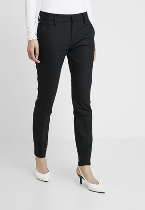 ABBEY PANT  - Pantalones - black