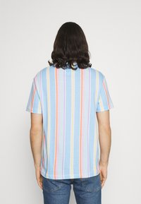 Tommy Jeans - STRIPE TEE - T-shirt imprimé - light powdery blue - 2