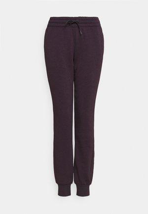 PANT - Tracksuit bottoms - purple