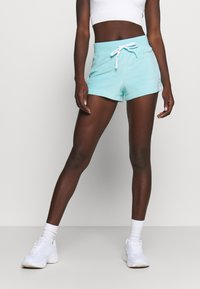 Champion - SHORTS - Pantalón corto de deporte - turquoise - 0