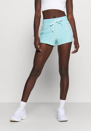 SHORTS - Sports shorts - turquoise