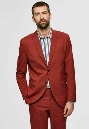 Blazer jacket - rosewood