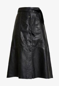 Ibana - FLO - A-line skirt - black - 4