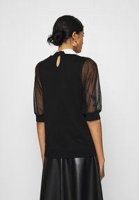 Morgan - T-shirt print - noir - 2