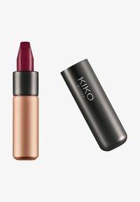 KIKO Milano - VELVET PASSION MATTE LIPSTICK - Lipstick - 318 burgundy - 0