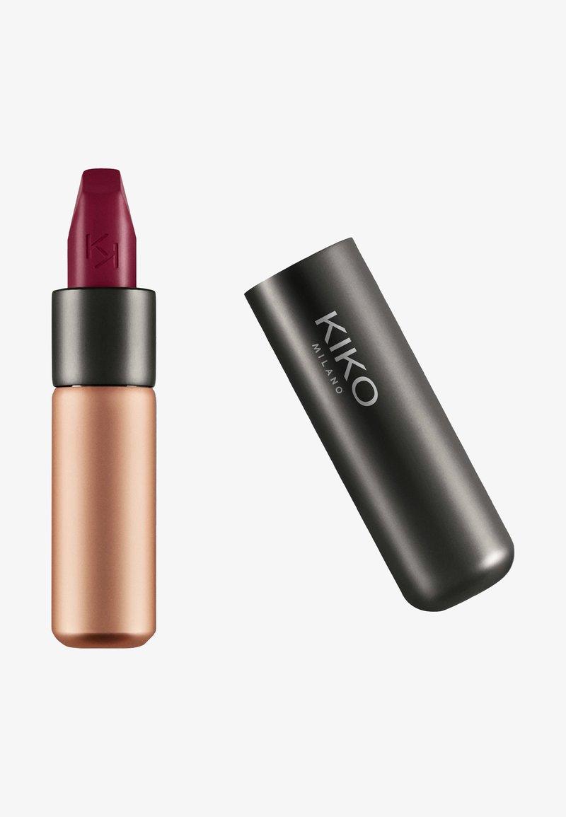 KIKO Milano - VELVET PASSION MATTE LIPSTICK - Lipstick - 318 burgundy