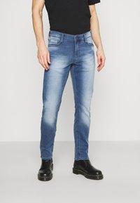 Mustang - OREGON - Straight leg jeans - denim blue - 0