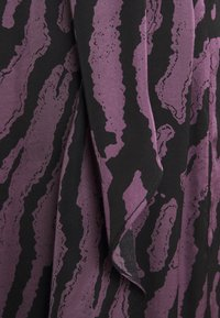 Bruuns Bazaar - TREE VIOLIS SKIRT - A-line skirt - artwork purple - 5