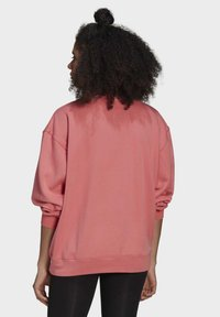 adidas Originals - SWEATSHIRT TREFOIL ESSENTIALS ORIGINALS REGULAR PULLOVER - Felpa - pink - 2
