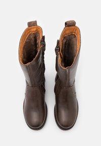Bisgaard - MYRA - Winter boots - brown - 3