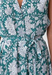 Indiska - CILIA - Day dress - green - 3