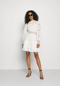 AllSaints - ANNASIA DRESS - Day dress - chalk white - 1