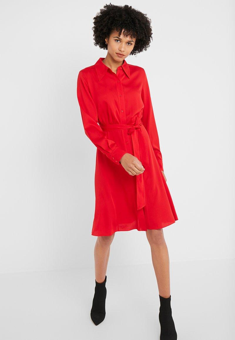 Diane von Furstenberg - EXCLUSIVE DORY DRESS - Paitamekko - red