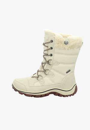 Winter boots - beige