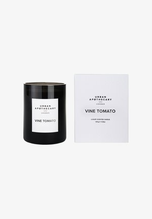 LUXURY BOXED GLASS CANDLE - Scented candle - vine tomato