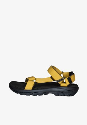 HURRICANE XLT2  - Walking sandals - honey mustard