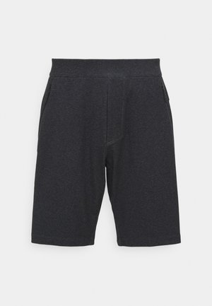MENTUM SHORT MENS - Pantaloncini sportivi - black heather