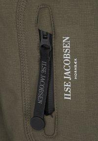 Ilse Jacobsen - Waterproof jacket - army - 2