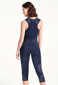 Wolford - Jumpsuit - navy/white - 1