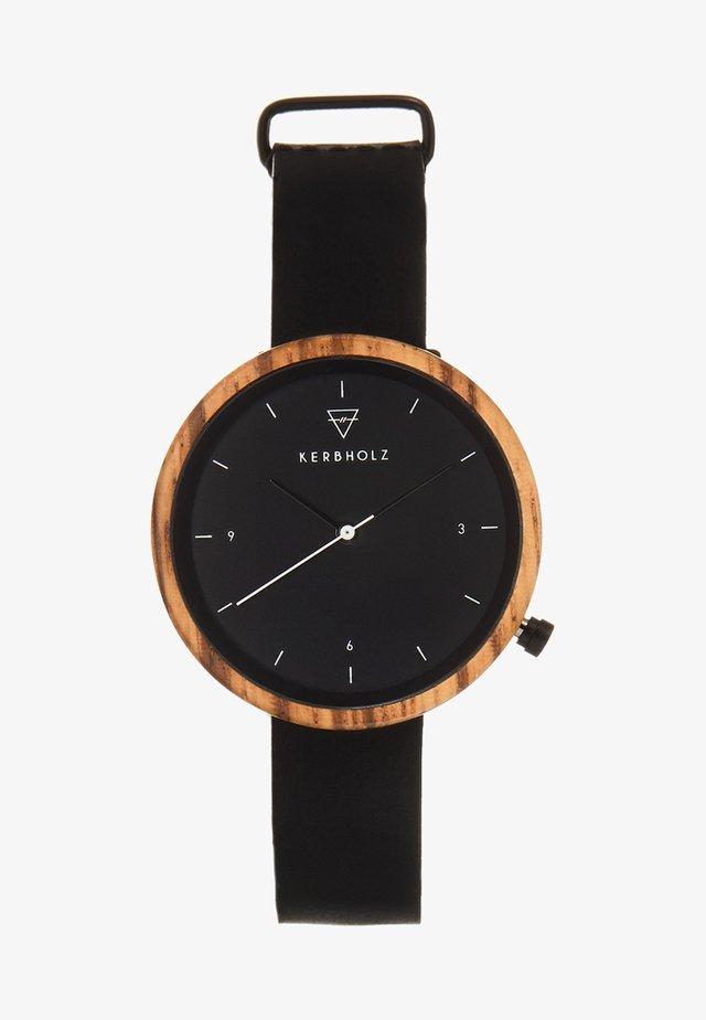 HILDE  - Uhr - black