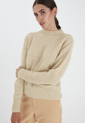 IHAMARA LS - Jumper - natural