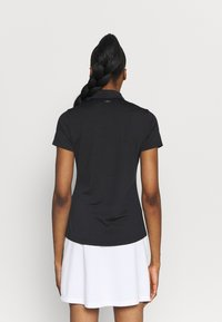 Under Armour - ZINGER SHORT SLEEVE - Polo shirt - black - 2