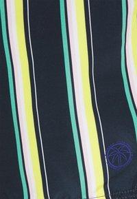 Jack & Jones - JJIBALI JJSWIMSHORTS STRIPE - Swimming shorts - navy blazer - 2