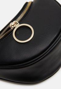 Seidenfelt - SKIEN - Bum bag - black - 3