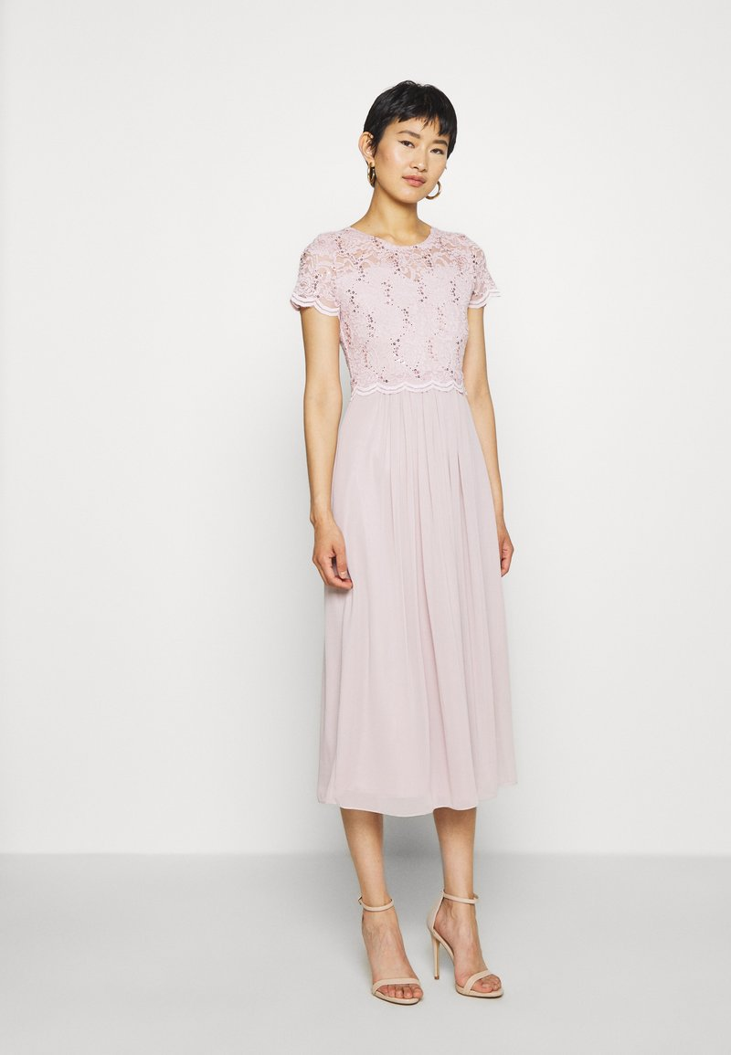 Swing - FACELIFT - Vestido de cóctel - rose