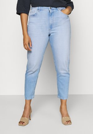 CARENEDA LIFE MOM BABY  - Relaxed fit jeans - light blue denim