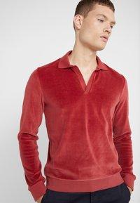 Editions MR - TERRYCLOTH - Sweater - brick - 5