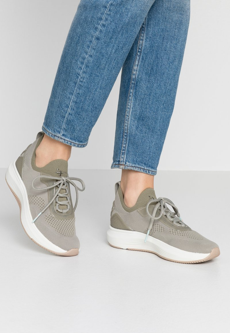 Tamaris Fashletics - Baskets basses - olive