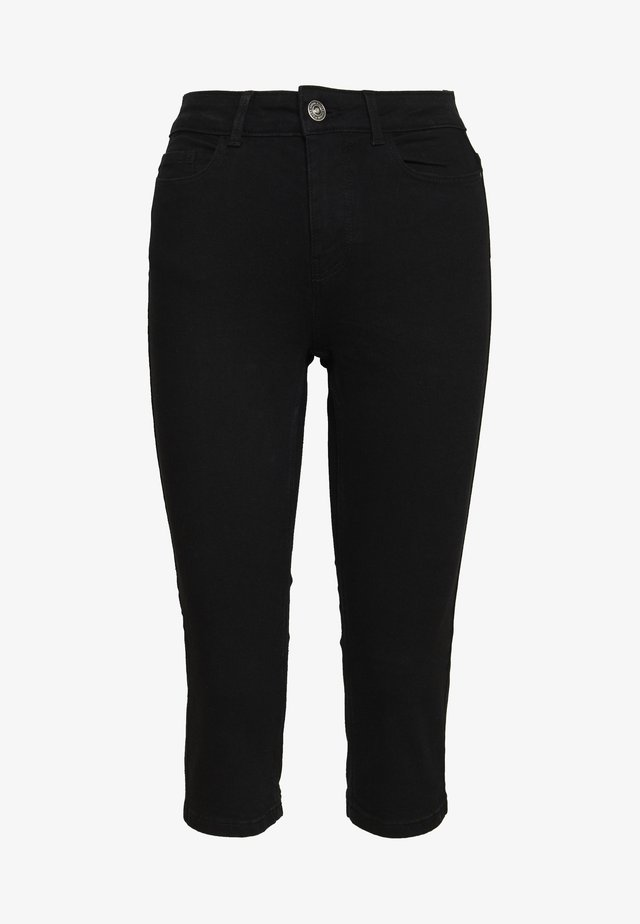 PCMACY KNICKERS BOX - Jeans Skinny Fit - black