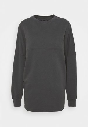 BOREAL LONG WOMAN - Sweatshirt - asphalt