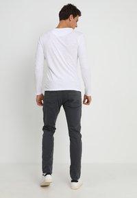 Key Largo - CHEESE - Maglietta a manica lunga - white - 2